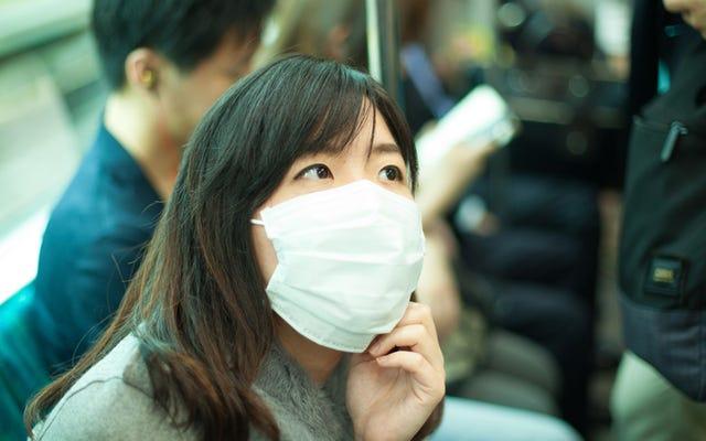 日本と吐き気マスクについて話そう