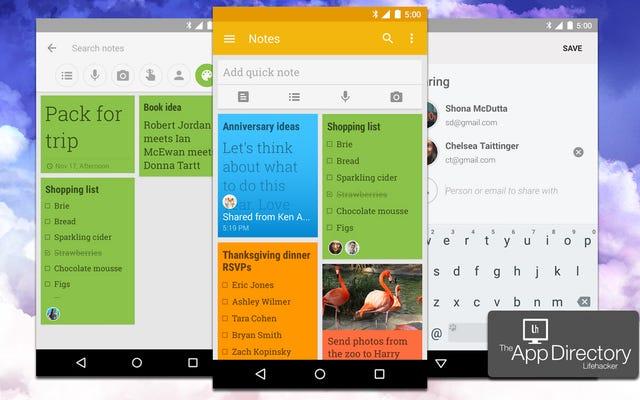 Najlepsza aplikacja do robienia notatek na Androida