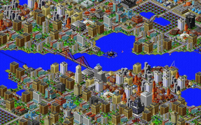 SimCity2000は私が今までプレイした中で最も重要なゲームです