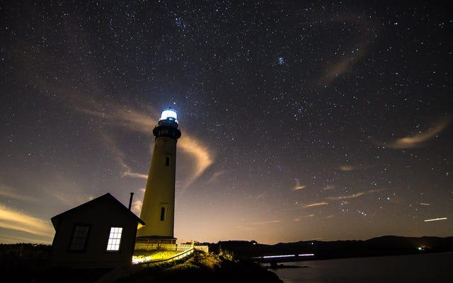 27 foto misteriose e magiche della notte