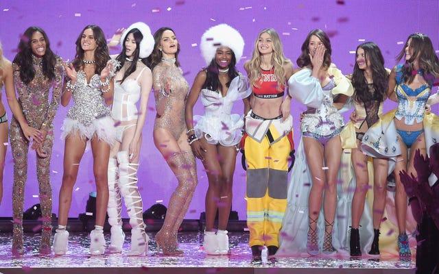 Astronotlar, Havai Fişekler, Hippiler ve Kelebekler, Oh My !: VS Fashion Show'dan Her Bakış
