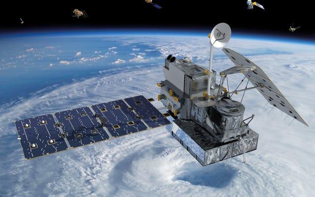 Jak NASA testuje satelitę nowej pogody za pomocą mułów i czujników