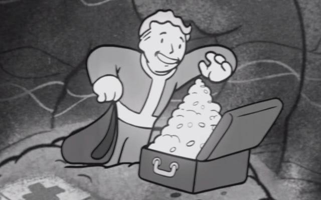 Fallout 4 tiene un error de mayúsculas infinitas