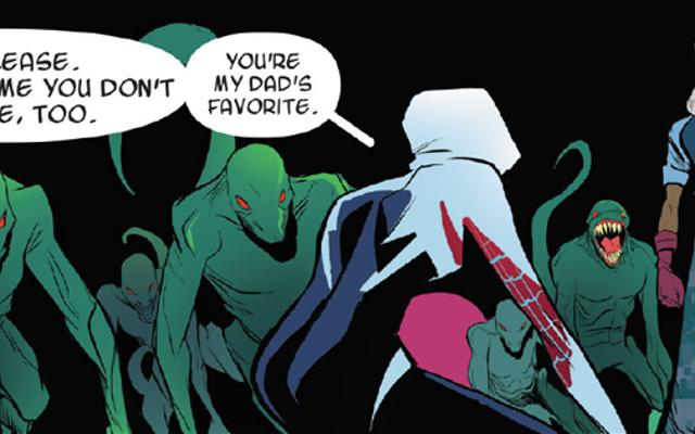 Contempla los asombrosos orígenes de la nueva Capitán América femenina de Spider-Gwen