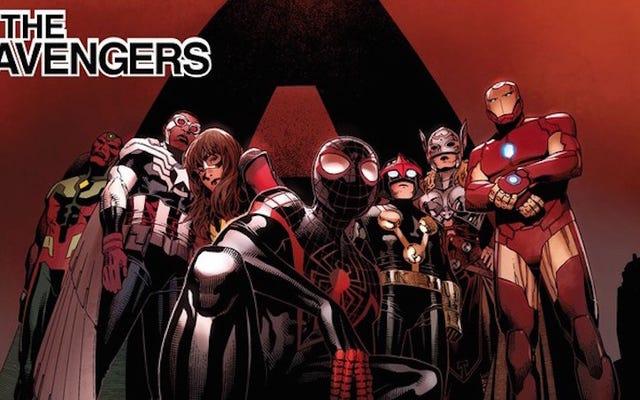 Avengers muszą dowiedzieć się, jak ponownie zostać Avengers?