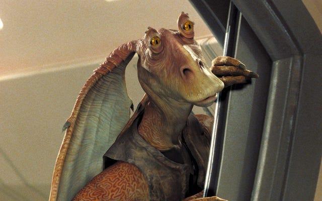 Star Wars: A ameaça fantasma não compreende realmente o que significa ser um filme de Star Wars