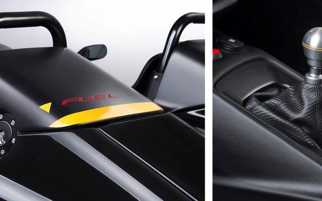 新しいフォードフォーカスRSエンジンのゼノスE10Rは「非常におそらく非常識」です