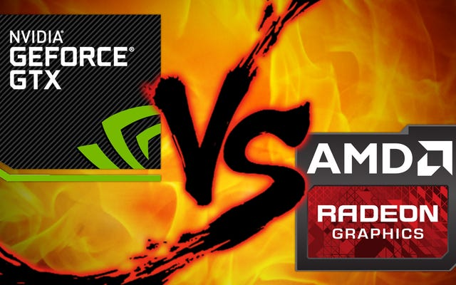 Duelo de tarjetas gráficas para PC: NVIDIA vs. AMD