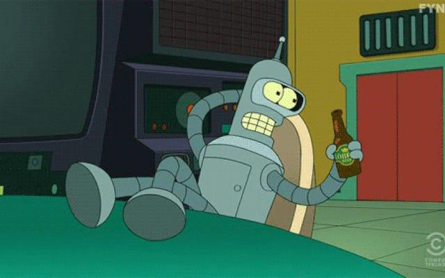 Laporan Robot Mencuri 50% Pekerjaan di AS dan Inggris Benar-Benar Mengingatkan