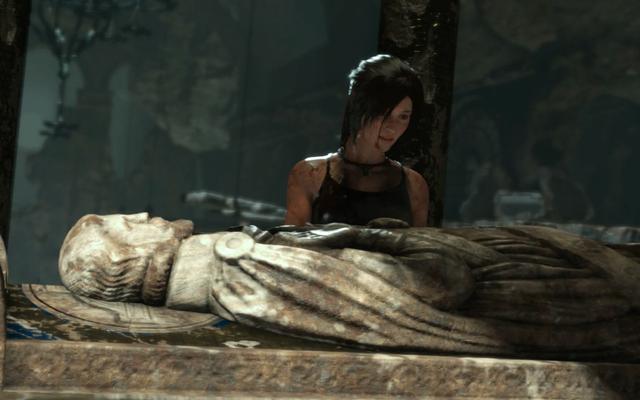 Tomb Raider ใหม่ทำให้ฉันนึกถึงการกลับไปโบสถ์