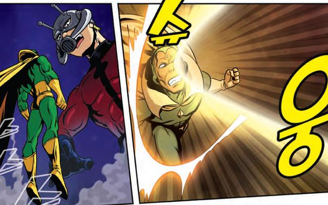 ये अमेजिंग कोरियन एवेंजर्स कॉमिक्स आखिरकार अमेरिका में आ रहे हैं