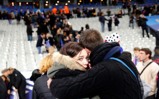 パリ同時多発テロ中にスタッド・ド・フランスを避難させないという決定は、多くの命を救った可能性があります