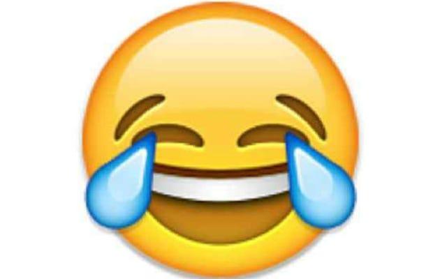 Das Wort des Jahres des Oxford English Dictionary ist ein Emoji