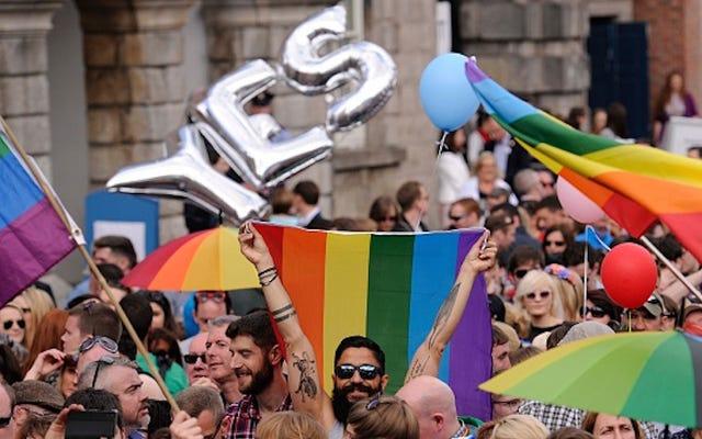 Irlandzka ustawa o małżeństwie z 2015 r. Oficjalnie obowiązuje