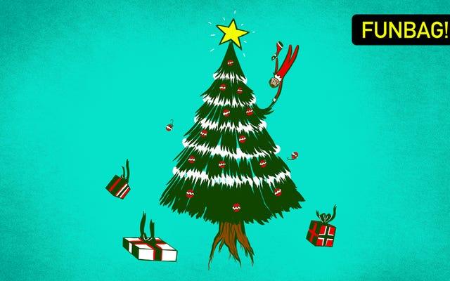 クリスマスをフローティングホリデーにする