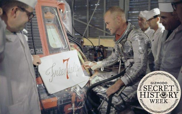 Skąd wzięła się nazwa pierwszego załogowego orbitalnego amerykańskiego lotu kosmicznego?