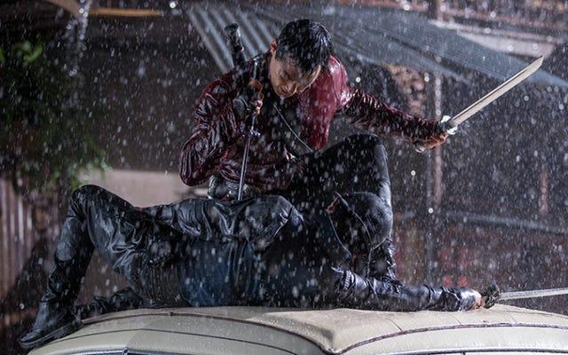 バッドランズ初演へ:AMCの武道ドラマは血まみれで魅力的です