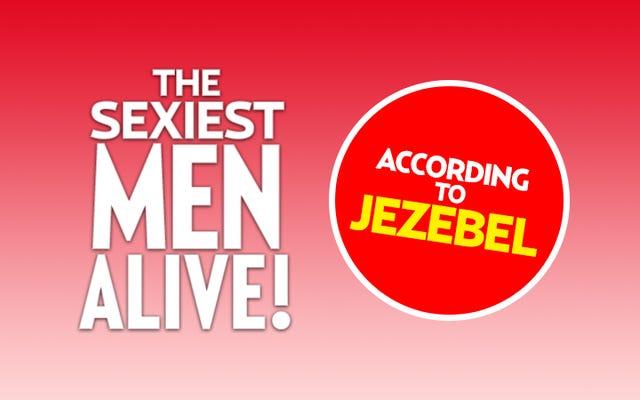 これが今年の人々の最もセクシーな男のためのイゼベルの選択です