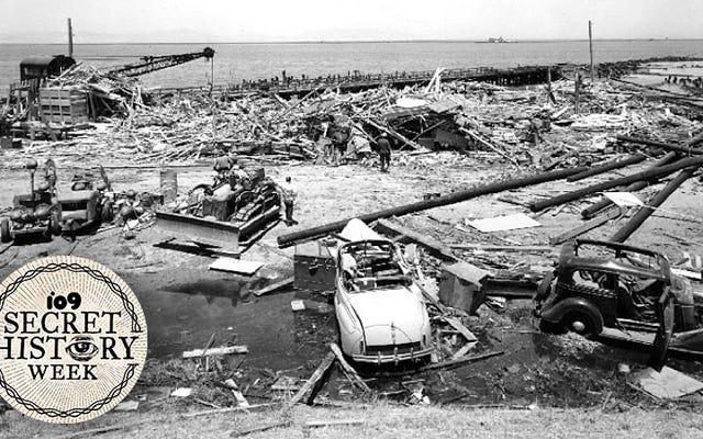 Die unglaubliche Geschichte der tödlichsten Heimatkatastrophe des Zweiten Weltkriegs