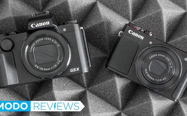 Canon G9 X और G5 X रिव्यू: कैमरा जो इतना अच्छा लगता है, लेकिन एक स्पीड की समस्या है