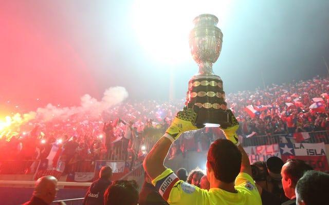 Copa América Centenario Harika Olacak