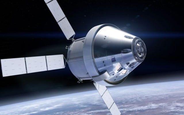 この特別なペイントは、NASAの次の宇宙船を涼しく保つのに役立ちます