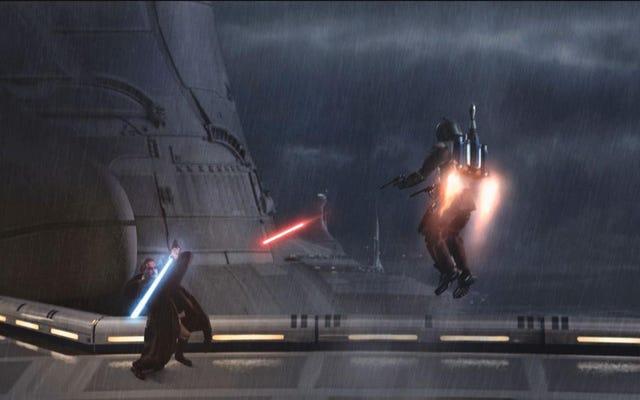 Attack of the Clones เป็นรายการตรวจสอบความปรารถนาของสตาร์วอร์สที่ผิดพลาดอย่างน่ากลัว