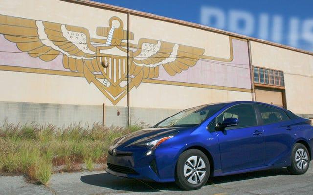 Toyota Prius 2016 Adalah Mobil Penggemar