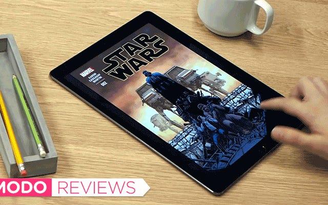 การใช้ iPad Pro เป็นแท็บเล็ตเป็นอย่างไร