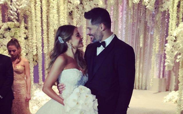 Самая уродливая пара в мире выходит замуж