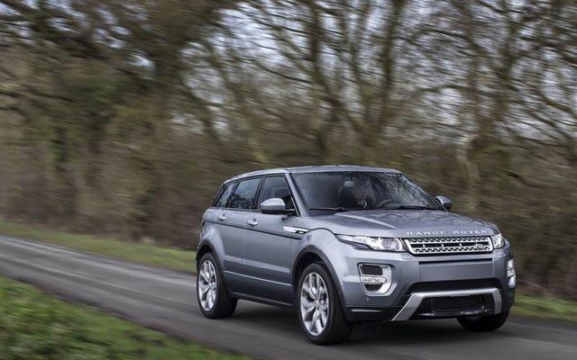 Range Rover Evoque: guida per l'acquirente di Jalopnik