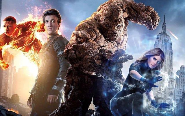 Au revoir à Fantastic Four: Fox retire la suite après l'échec du box-office