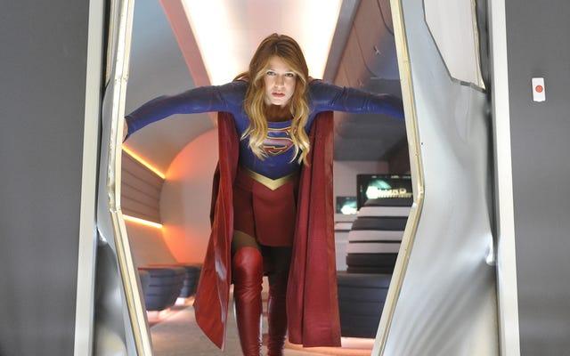 さて、スーパーガールは今彼女自身のレックスルーサーを持っているように見えます