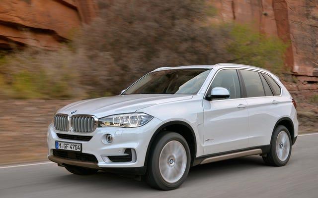 BMW X5: Jalopnik'in Satın Alma Rehberi