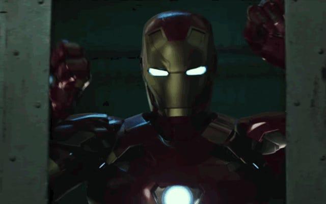 ตัวอย่างแรกของ Captain America: Civil War เตรียมพบกับสงครามสุดอลังการ