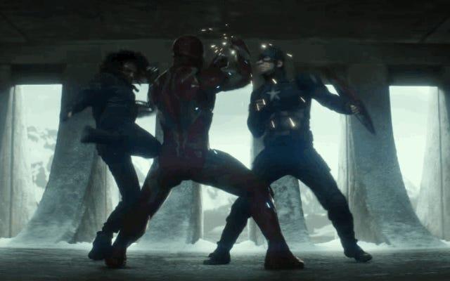 Ogni suggerimento e indizio nascosto nel trailer di Captain America: Civil War