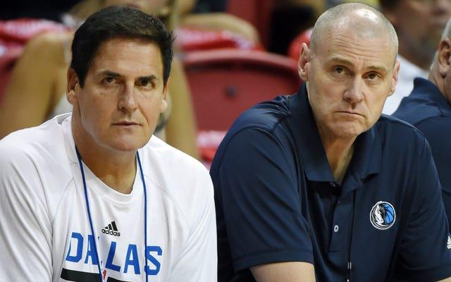 Безумные времена для Dallas Mavericks
