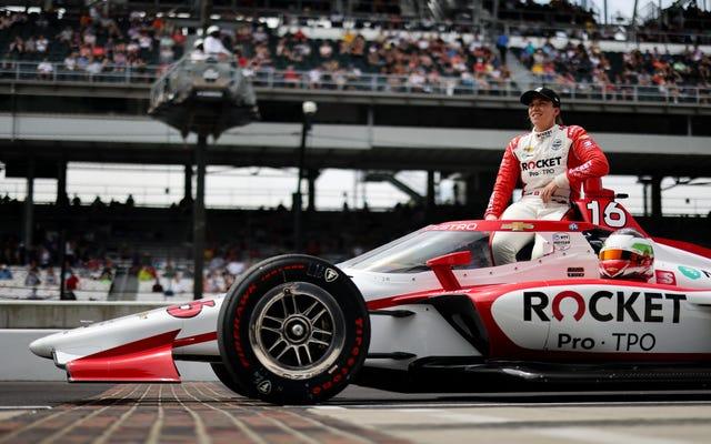 Anita Millican ve Paretta Autosport'un Indy 500 Çabasının Önünü Açan Kadınlar