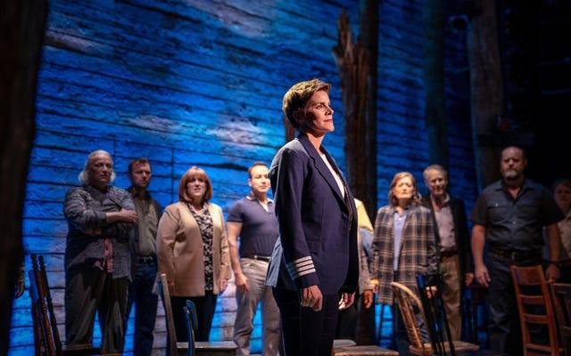 Apple TV Plus zeigt sein herzerwärmendes 9/11-Musical mit dem Come From Away-Trailer
