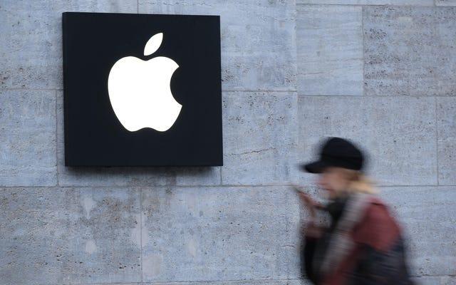 Apple licenzia il responsabile del programma che ha accusato i capi di molestie e intimidazioni
