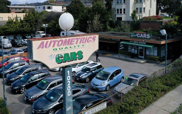 COVID-19アクションのための略奪的なサブプライム自動車貸し手を調査している州