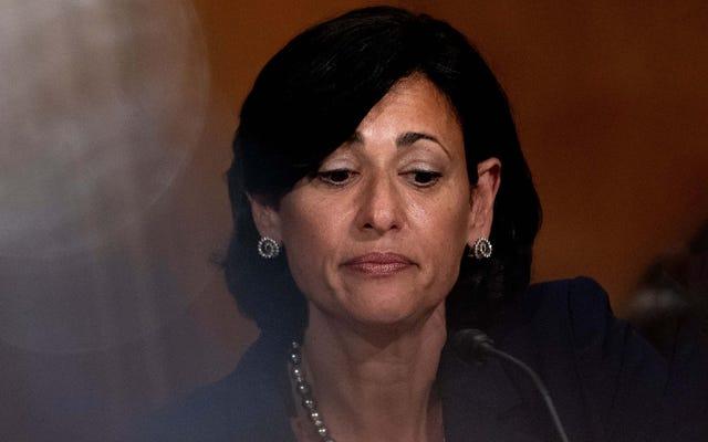Director de los CDC alarmado después de buscar en Google 'Casos de Covid' por primera vez en semanas