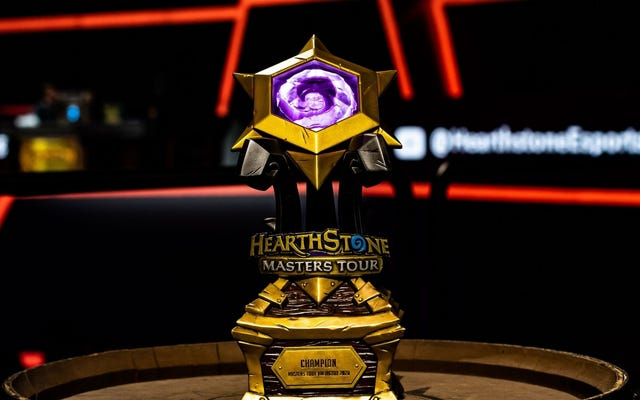 Hearthstone Grandmaster Ragequits Trong trận đấu Chung kết