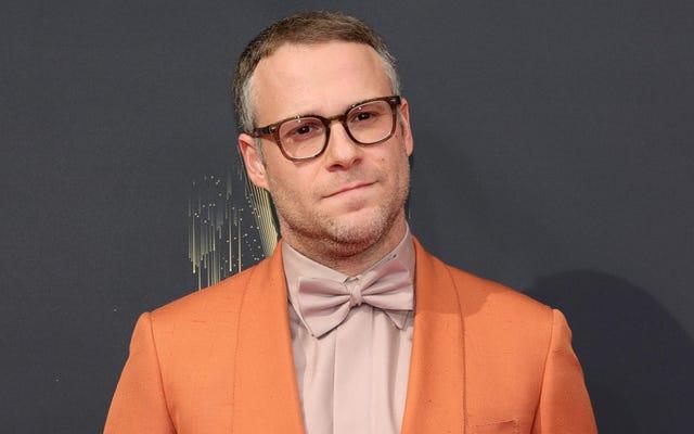 エミー賞のプロデューサー、イアン・スチュワートは、セス・ローゲンのステージ上のCOVIDコメントは「非常に苛立たしい」と述べています