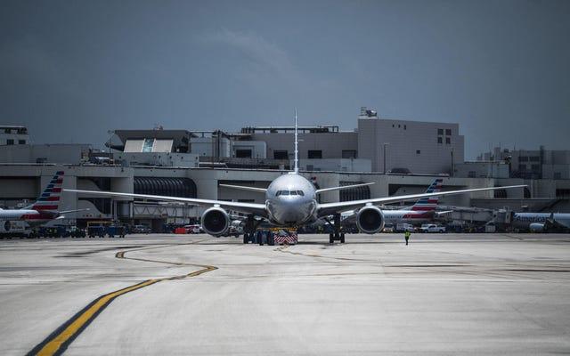 American Airlines cancela cientos de vuelos hasta mediados de julio