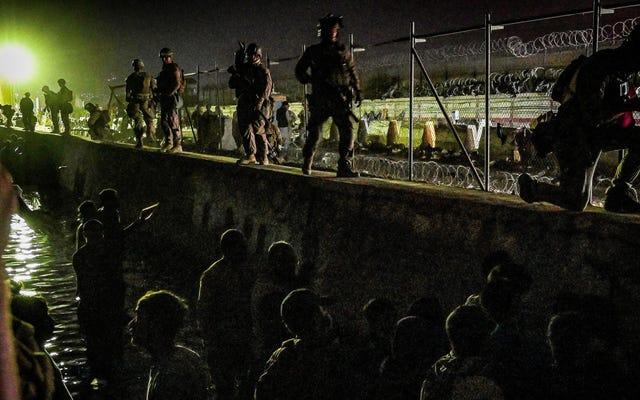 El Pentágono ordena a las aerolíneas estadounidenses que proporcionen 18 aviones para ayudar con la evacuación de Afganistán