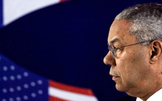 Colin Powell, pierwszy czarny sekretarz stanu, umiera z powodu powikłań COVID