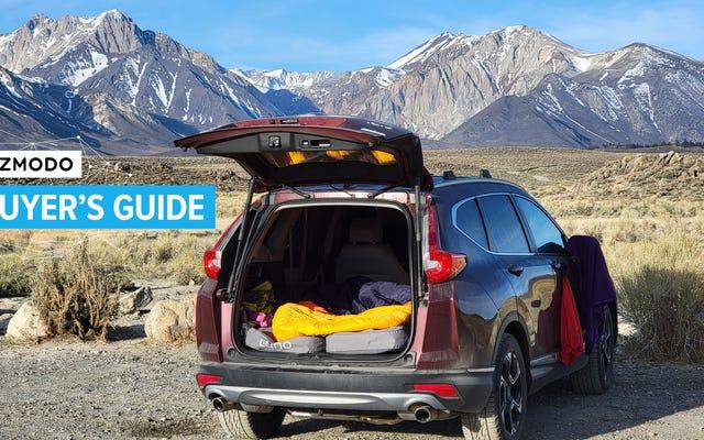 Comment transformer votre voiture en un petit camping-car