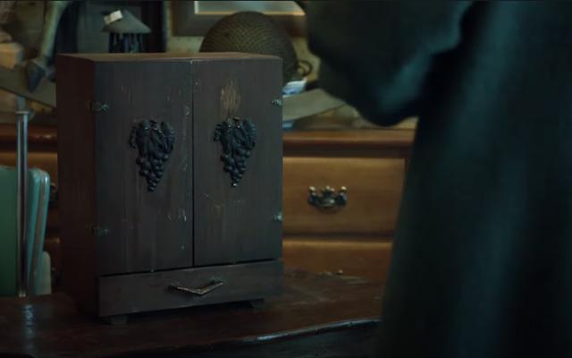 Chiếc hộp ma ám khét tiếng có thể không thực sự là tất cả những thứ bị ám
