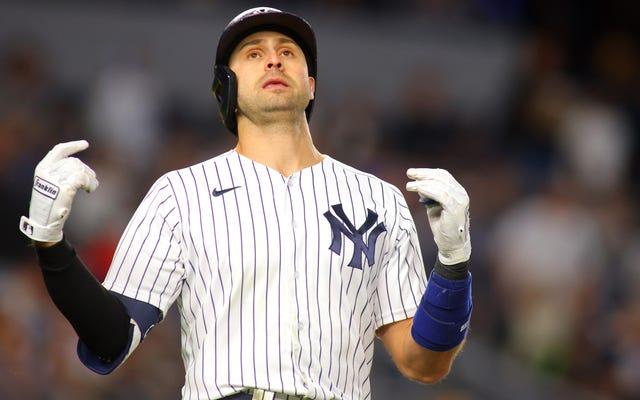 Ordina e sistemati: oggi sarà un ottimo giorno (e notte) di baseball
